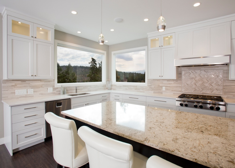 Kitchen Remodel by Accent Renovations Kelowna