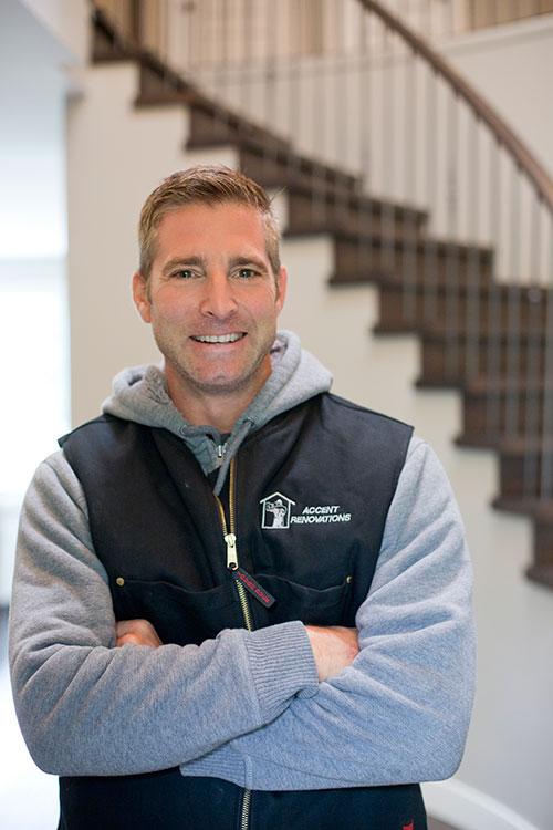 Kelowna Renovations Contractor Jeff Sininger