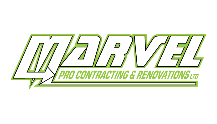 Kelowna Contractors - Renovators - Marvel Pro Contracting & Renovations logo